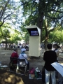 H30広島平和記念式典へ(6・式典)
