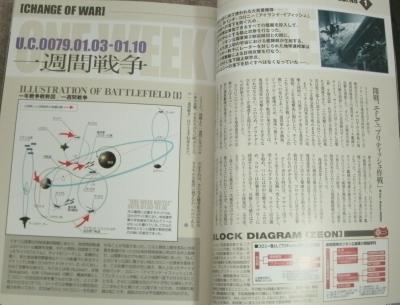 機動戦士ガンダム一年戦争全史上巻 (3)