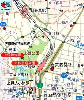 博物館動物園駅05