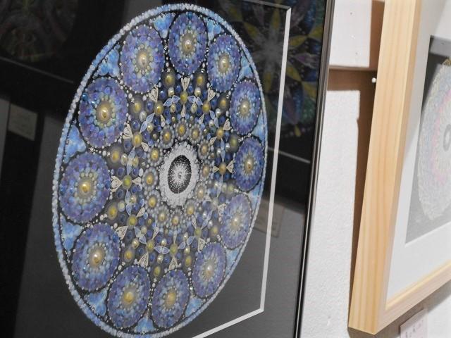 織葉 曼荼羅の世界展