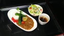 彩野菜キーマカレー
