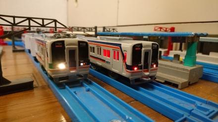 愛があるあの会社の1000系電車を作ろう(完成編)