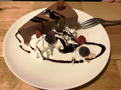 180325ゴブトレス生チョコケーキ580円