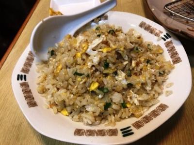 180414仙豆チャーハン280円