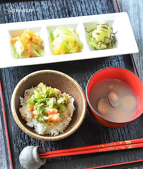 セロリ朝食14 - コピー