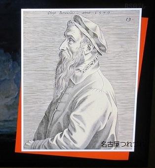 ブリューゲル肖像