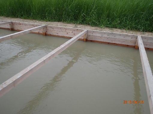 9刈り用水路