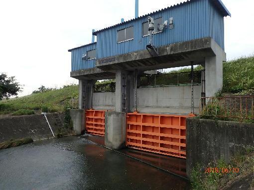 13曇川樋門