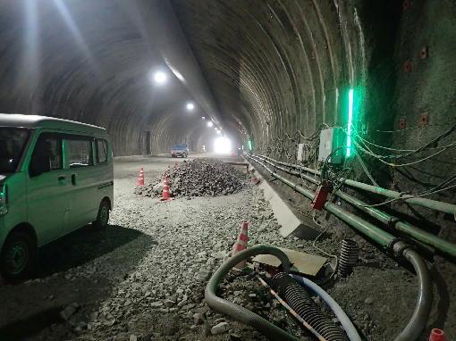 1トンネル内