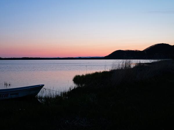 釧路川 達古武湖01