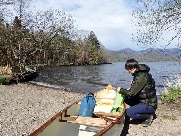 3回目の釧路川源流部ダウンリバー03