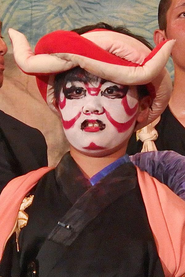 180609,虎踊り 浦賀 為朝神社10