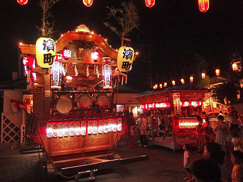 180609,虎踊り 浦賀 為朝神社11