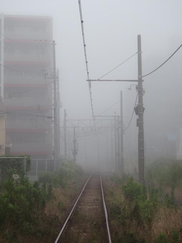 180701,濃霧久里浜2