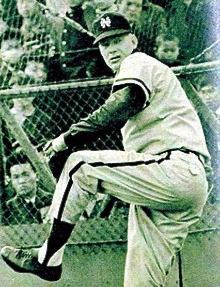 ジョー・ドナルド・スタンカ 投手