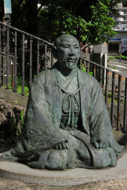 有馬温泉_太閤(豊臣秀吉)像
