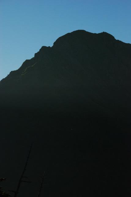 塩見岳_登山道