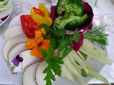 バーニャカウダの野菜_R