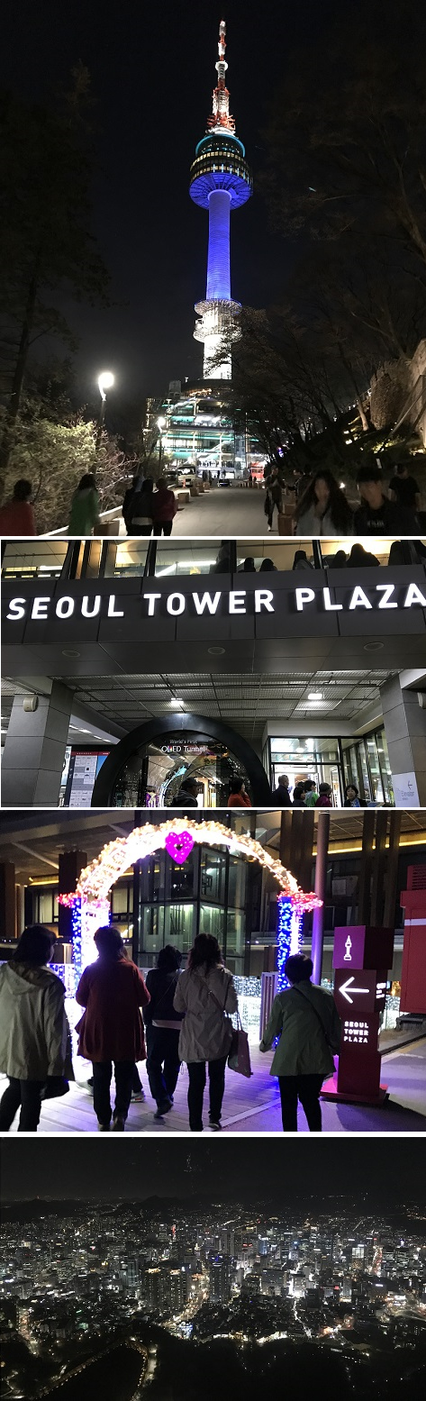 20180411ソウル タワー