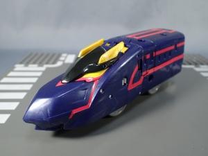 新幹線変形ロボ シンカリオン DXS08 ブラックシンカリオン 黒い新幹線 シンカリオンモード (4)
