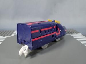新幹線変形ロボ シンカリオン DXS08 ブラックシンカリオン 黒い新幹線 シンカリオンモード (5)