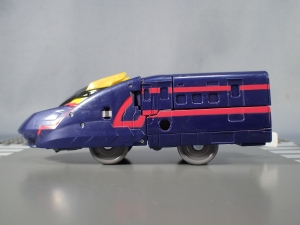 新幹線変形ロボ シンカリオン DXS08 ブラックシンカリオン 黒い新幹線 シンカリオンモード (6)