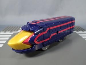 新幹線変形ロボ シンカリオン DXS08 ブラックシンカリオン 黒い新幹線 シンカリオンモード (9)