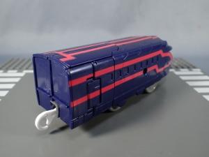 新幹線変形ロボ シンカリオン DXS08 ブラックシンカリオン 黒い新幹線 シンカリオンモード (10)