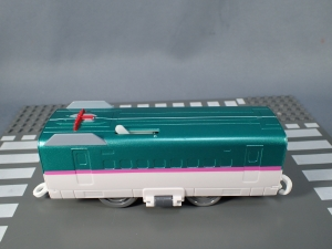 新幹線変形ロボ シンカリオン DXS08 ブラックシンカリオン 黒い新幹線 シンカリオンモード (21)