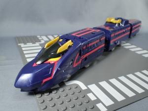 新幹線変形ロボ シンカリオン DXS08 ブラックシンカリオン 黒い新幹線 シンカリオンモード (22)