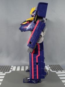 新幹線変形ロボ シンカリオン DXS08 ブラックシンカリオン 黒い新幹線 シンカリオンモード (27)