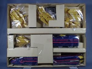 新幹線変形ロボ シンカリオン DXS08 ブラックシンカリオン ドラグーン バーサーカー (4)