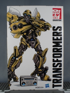 SDCC 2018 Bumblebee Retro Rock Garage Gold Bumblebee (2)