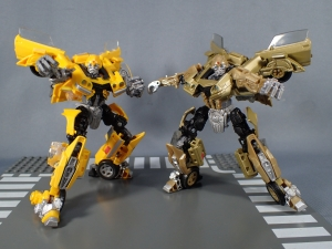 SDCC 2018 Bumblebee Retro Rock Garage Gold Bumblebee (28)