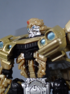 SDCC 2018 Bumblebee Retro Rock Garage Gold Bumblebee (42)