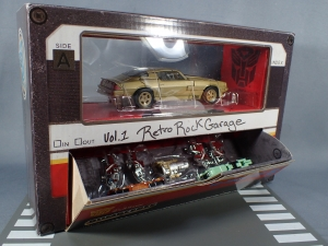 SDCC 2018 Bumblebee Retro Rock Garage Dailu Uruaz (3)