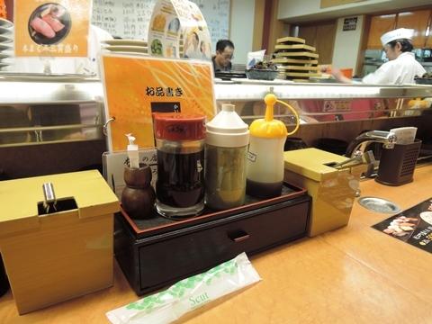 回転寿司大倉④