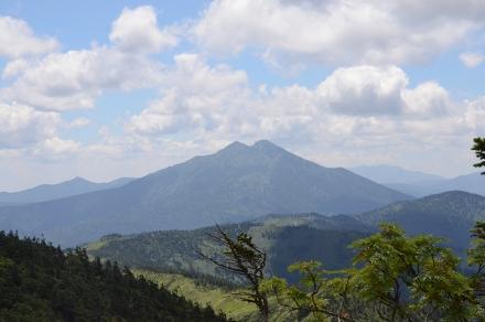 会津駒ケ岳からの展望9