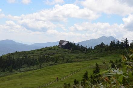会津駒ケ岳からの展望10