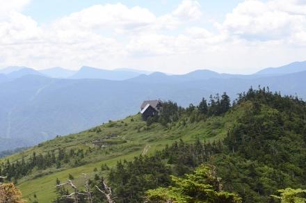 会津駒ケ岳からの展望11