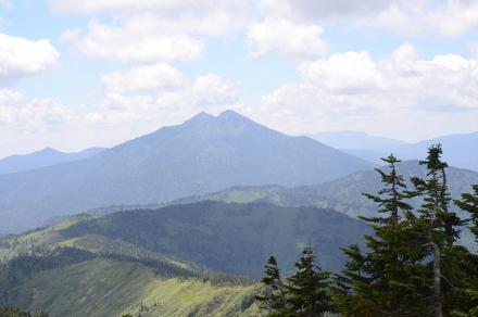 会津駒ケ岳からの展望2