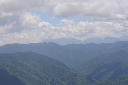 会津駒ケ岳からの展望5