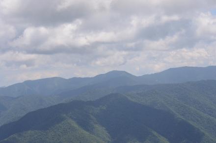 会津駒ケ岳からの展望6
