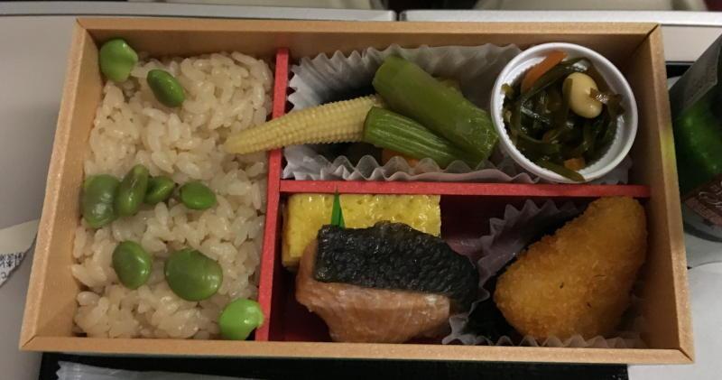 グランクラス和軽食 東北・北海道編