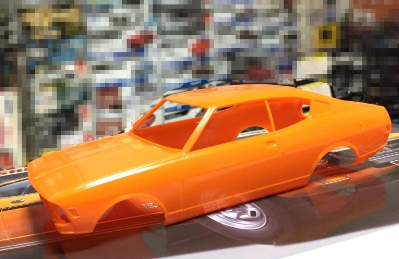 ハセガワ ギャラン GTO