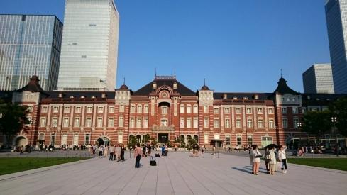 20180624東京駅