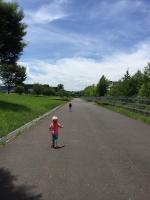 お散歩2 7・3