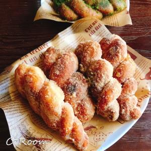 菓子パン(揚げパン)03