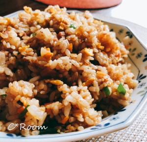 昼食(炒飯)01