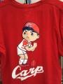 carp boy rugby t-shirts